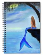 Mermaids Lovely Oasis Spiral Notebook