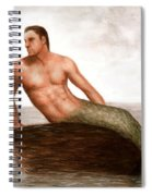 Merman Reef Spiral Notebook