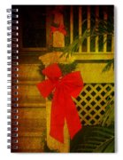 Merry Christmas To You Spiral Notebook