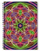 Merry-go-round Spiral Notebook