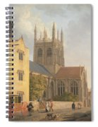 Merton College - Oxford Spiral Notebook