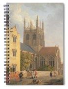 Merton College - Oxford Spiral Notebook