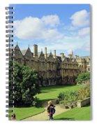 Merton Gardens Spiral Notebook