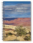 Mesa Arch Vicinity Spiral Notebook