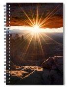 Mesa Glow Spiral Notebook