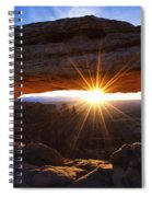 Mesa Sunrise Spiral Notebook