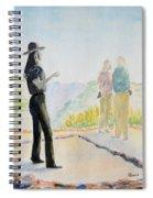 Mesa Verde Ranger Spiral Notebook