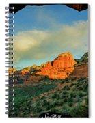 Mescal Mountain 04-012 Spiral Notebook