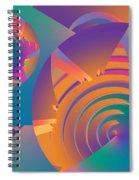 Mescalito Spiral Notebook