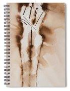 Mesh II  His Divine Love Series No. 1285 Spiral Notebook