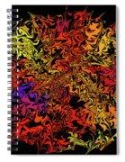 Mess Spiral Notebook