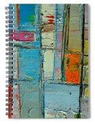 Messages 3 Spiral Notebook
