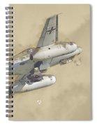 Messerschmitt Me-262 Spiral Notebook
