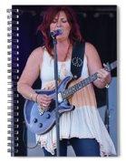 Messina Making Music Spiral Notebook
