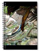 Metal Detail 6 Spiral Notebook