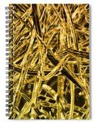 Metallurgy Spiral Notebook