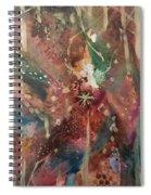Metamorphis Spiral Notebook