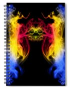 Metamorphis Spiral Notebook