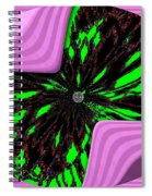 Metamorphose Spiral Notebook