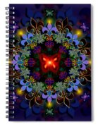 Metamorphosis Dream II  Spiral Notebook