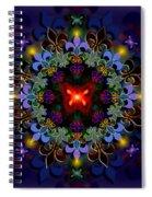 Metamorphosis Dream II  Spiral Notebook