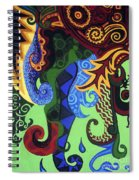 Metaphysical Fauna Spiral Notebook