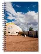 Meteor City Trading Post Spiral Notebook