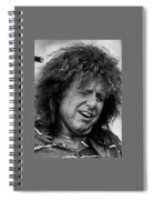 Metheny Spiral Notebook