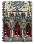 Methodist Church - Baltimore Spiral Notebook