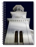 Methodist Steeple Spiral Notebook