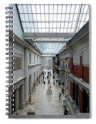 Metropolitan Museum Of Art Spiral Notebook