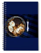 Mexican Breakfast Spiral Notebook