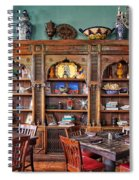 Mexican Restaurant Decor Spiral Notebook