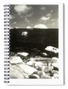 Mexican Seascape Spiral Notebook