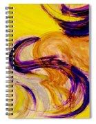 Mexican Waltz Spiral Notebook