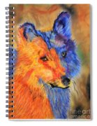 Mexican Wolf Spiral Notebook