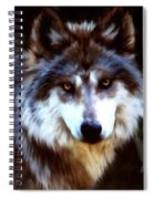 Mexican Wolves Spiral Notebook