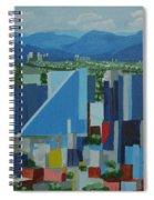 Mexico City  Spiral Notebook