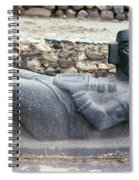 Mexico: Toltec Altar Spiral Notebook