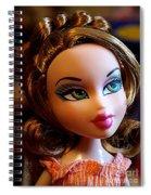 Meygan Spiral Notebook