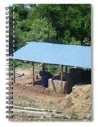 Mezcal Processor Spiral Notebook