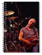 Mf #4 Enhanced Spiral Notebook