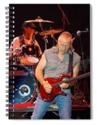 Mf #8 Crop 2 Spiral Notebook
