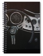 Mg Dash Spiral Notebook