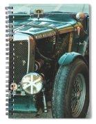 Mg-tc Racer Spiral Notebook