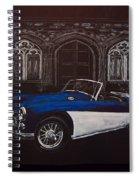 Mga At Night Spiral Notebook