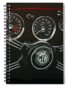 Mga Dash Spiral Notebook