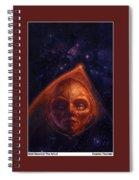 mh mstaw ArtOf 28 KosmicThunder Matthew Stawicki Spiral Notebook