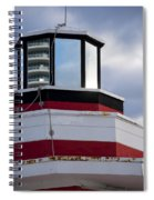 Miami Beach Life Guard House Sunrise Lighthouse Spiral Notebook