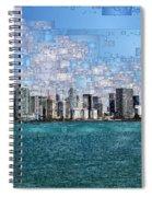 Miami, Florida Spiral Notebook